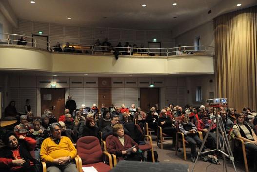 Bild zeigt Publikum