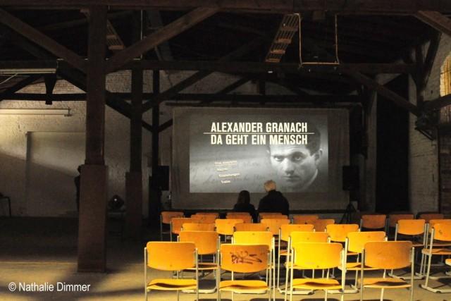 Kinoabend im ZKU mit ALEXANDER GRANACH