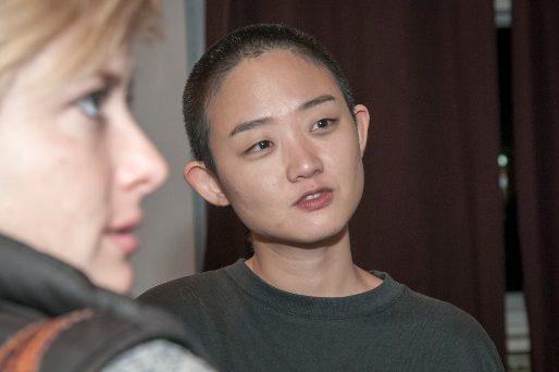 Bild zeigt die Regisseurinnen Selin Verger und Ki Hyun Park