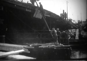 Fennbrücke, 1946