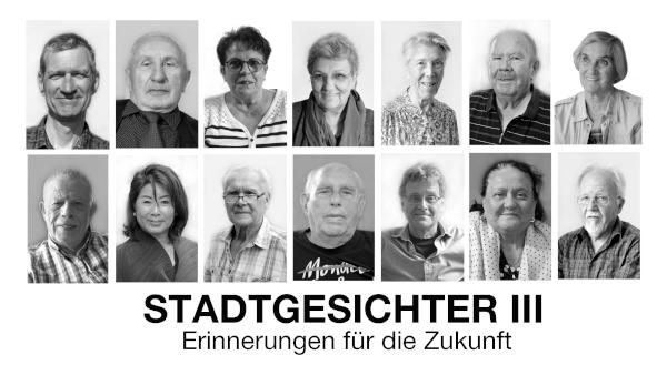Titelbild von STADTGESICHTER III