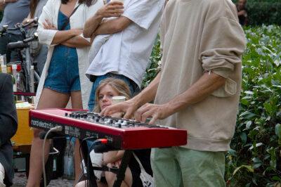 Eröffnungsveranstaltung, Musiker